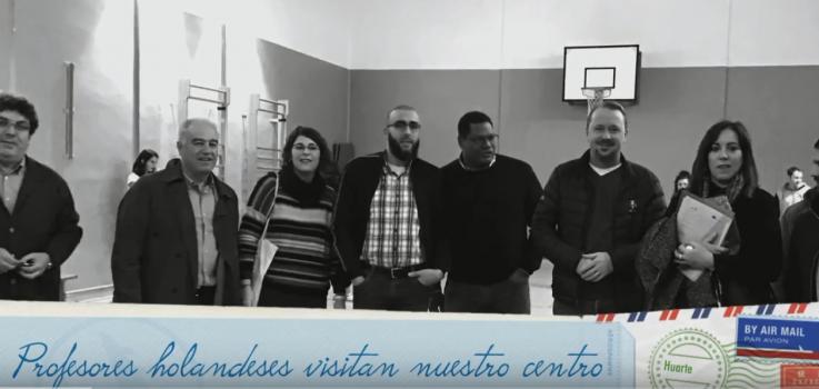 El IES Huarte, destino del programa Erasmus+