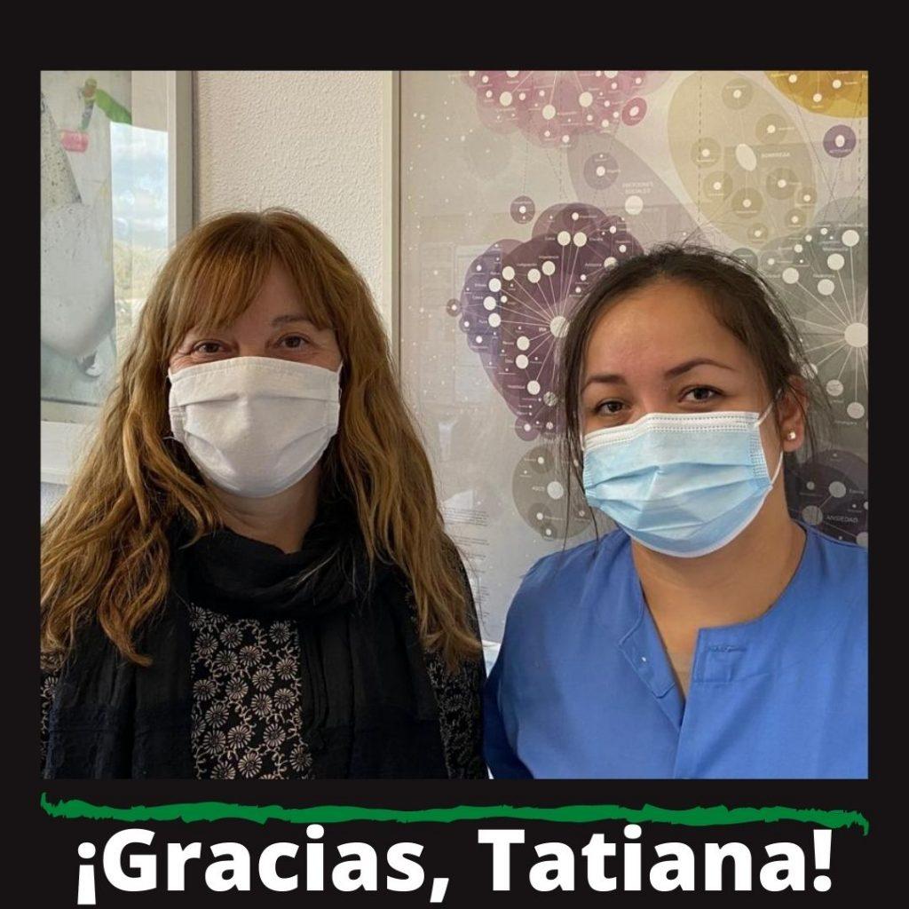 Esther y Tatiana
