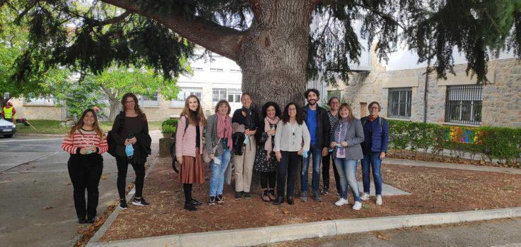 El programa Academia visita el IES Huarte